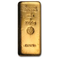 Gold 1 kg Goldbarren